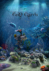 Art Print **Underwater** 13x19 Inches