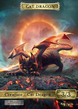 Cat Dragon #1