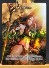 Foil Emblem for Chandra Awakened Inferno #2