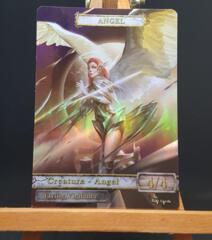 Foil Angel #22 (for Resplendent Angel)