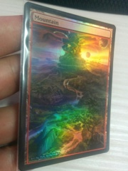 Mountain #11 Foil Extended