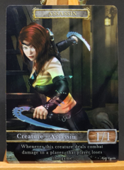 Foil Assassin #01
