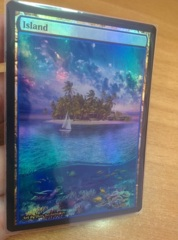 Island #10 Foil Extended