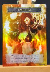 Foil Emblem for Chandra Torch of Defiance #1