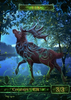 Elk #1 - Tokens » Elk - DIMITRIOS IOANNIDIS