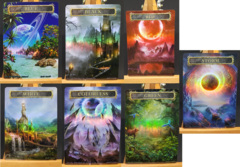 Value Pack of Storm-Mana Counters #2 Foil Laminated