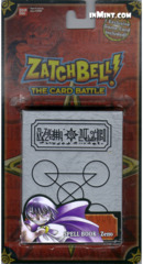 Zatch Bell Gray Spell Book