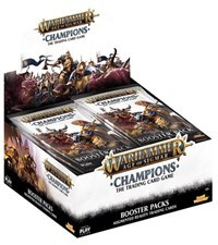 Warhammer Age of Sigmar Champions TCG Booster Box