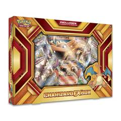 Charizard-EX Collection Box