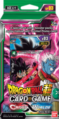 Dragonball Super Cross Worlds Special Pack Set