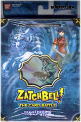 Zatch Bell Elite Collection League of Symmetry (Blue)