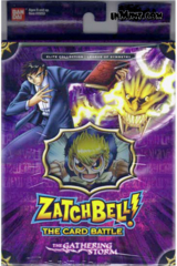 Zatch Bell Elite Collection League of Symmetry (Purple)