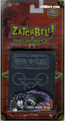 Zatch Bell Black Spell Book