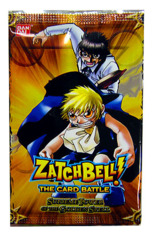 Zatch Bell Supreme Power of the Golden Spell