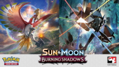 Sun & Moon Burning Shadows Pre-Release