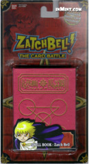 Zatch Bell Red Spell Book