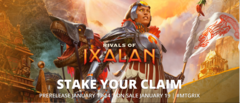 Magic Rivals of Ixalan Sat 2pm Pre-Release