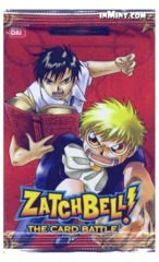 Zatch Bell Series 1 Pack