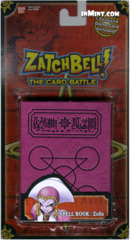 Zatch Bell Purple Spell Book