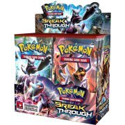 XY BREAKThrough Booster Box