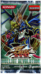 Duelist Revolution Unlimited Booster Pack