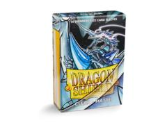 Dragon Shield Japanese-Sized Matte 60ct - Clear