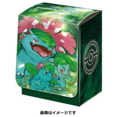 Deck Box - Genealogy of Evolution Fushigibana (Venusaur)