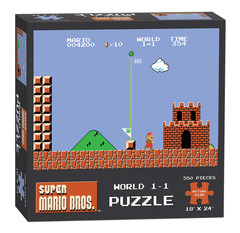 Super Mario Bros™ World 1-1 Puzzle