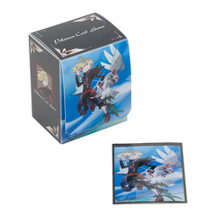 Deck Box & Sleeves 64ct Combo - Gladion & Silvally