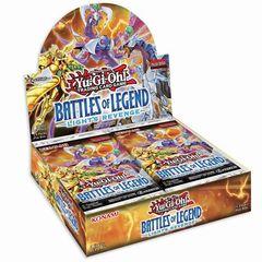 Battles of Legend: Light's Revenge Booster Box