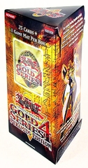 Gold Series 4 Pyramids Edition Booster Pack w/Playmat (O.T.S. Edition)