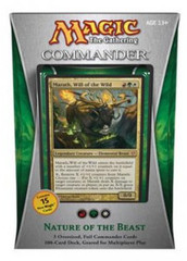 Commander 2013: Nature of the Beast - Japanese