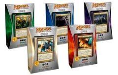 Commander 2013 - Complete Set of 5 - Japanese