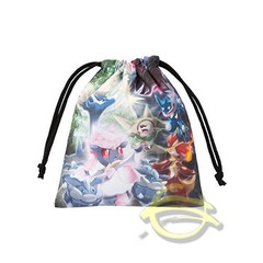 Drawstring Bag - Battle Between Light and Dark