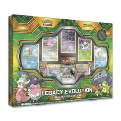 Legacy Evolution Pin Collection