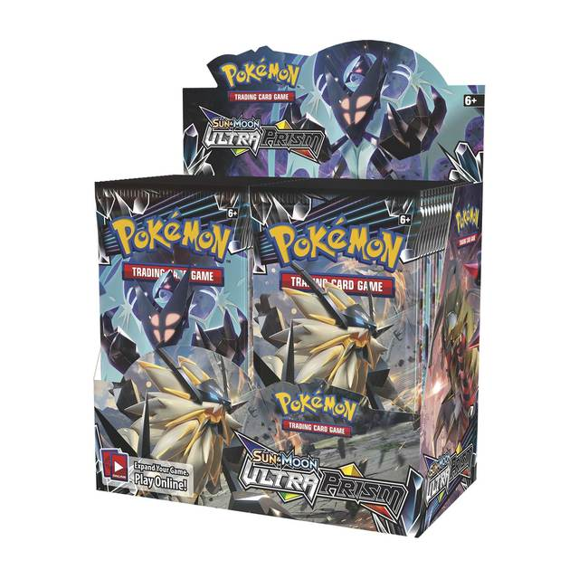 SM Ultra Prism Booster Box