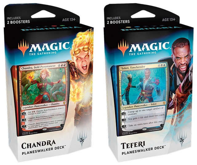 Dominaria Planeswalker Deck - Set of 2