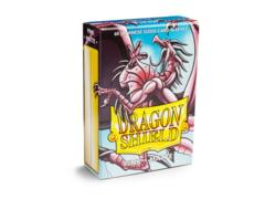 Dragon Shield Japanese-Sized Matte 60ct - Pink