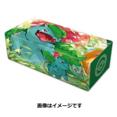 Card Storage Box - Genealogy of Evolution Fushigibana (Venusaur)
