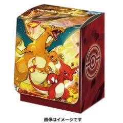 Deck Box - Genealogy of Evolution Lizardon (Charizard)