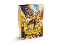 Dragon Shield Sleeves: Japanese Matte Gold (Box Of 60)