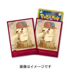 Sleeves 64ct - Ash's Hat Pikachu - Hoenn
