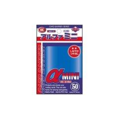 KMC - Super Alpha Mini 50ct - Blue
