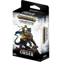 Warhammer AOS Champions Campaign Deck - Order
