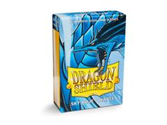 Dragon Shield Japanese-Sized Matte 60ct - Sky Blue