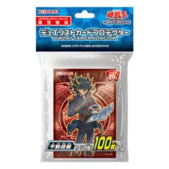 Konami OCG - Yu-Gi-Oh! 100ct Card Sleeves - Yusei