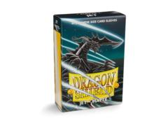 Dragon Shield Japanese-Sized Matte 60ct - Jet