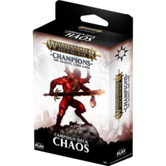 Warhammer AOS Champions Campaign Deck - Chaos