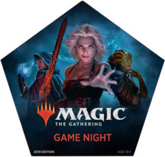 Magic the Gathering - Game Night 2019