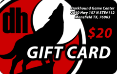 Gift Card / Store Credit Option: $20